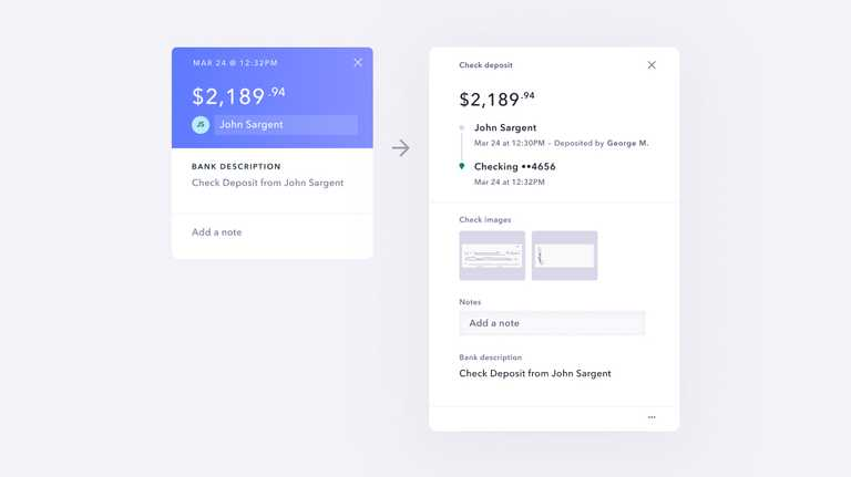 company-news New transaction details, iOS push notifications, partner perks, and more
