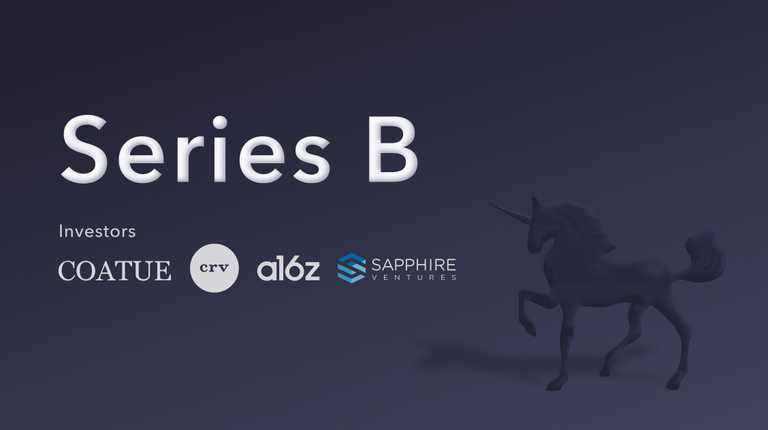 company-news We raised a $120m Series B, and you can join the round.